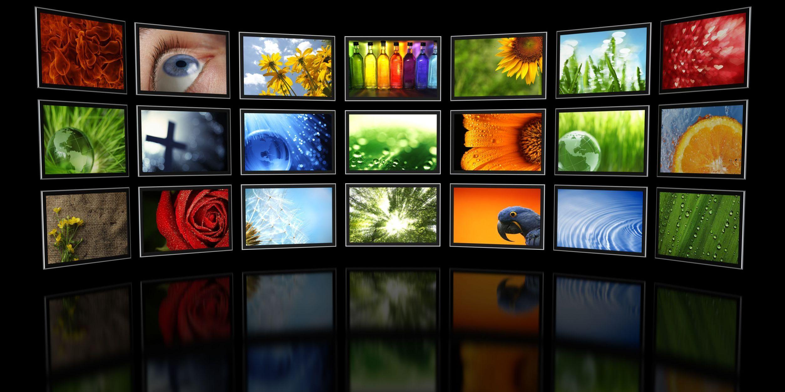 Как из двух телевизоров сделать одинаковые
